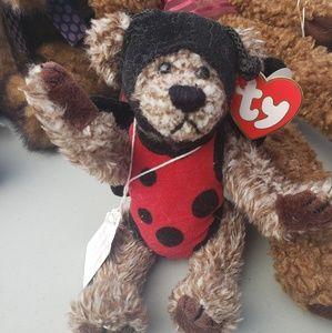 "Attic Treasures Collection Bear ""Bugsy"""